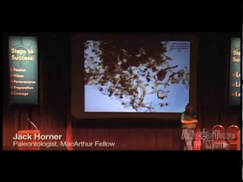Jack Horner, Paleontologist, MacArthur Fellow, Adventures of the Mind