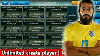 Hello guys!! today i will show you how to get unlimited create player in dream league soccer 2019 v6.12 this method works 100% download links for apk + obb +...