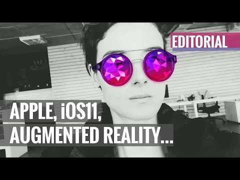 iOS 11's most overlooked feature - Augmented Reality/AR?