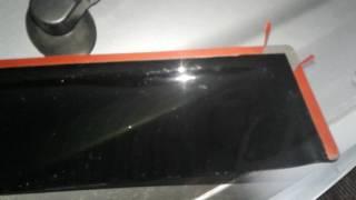 видео Дефлекторы на окна и капот для Весты: обзор цен и производителей