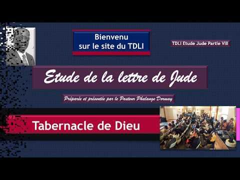 TDLI Etude Jude Partie VIII
