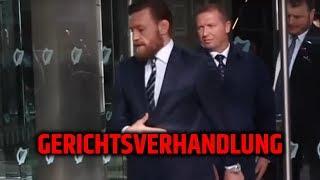 """Conor McGregor wegen Bar-""""Schlägerei"""" vor Gericht!"""