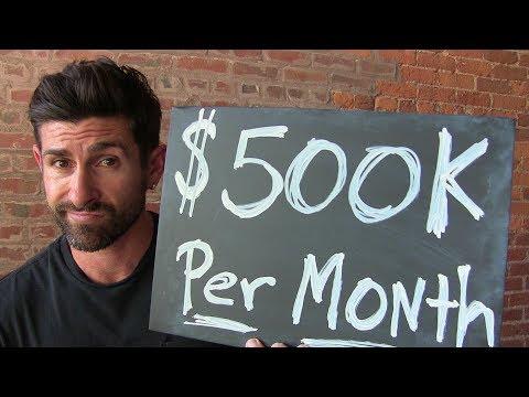 Spending $500K Per Month On FaceBook Ads | Tiege Hanley VLOG 089
