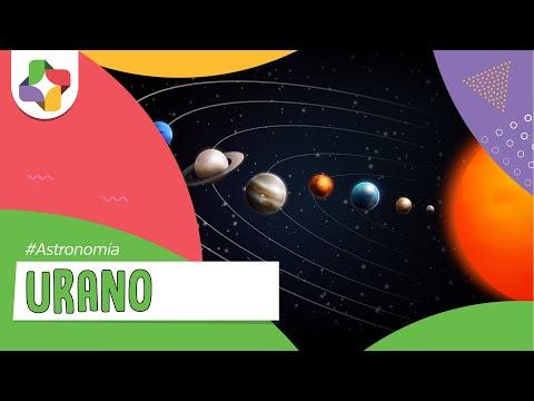 Urano - Astronomía - Educatina