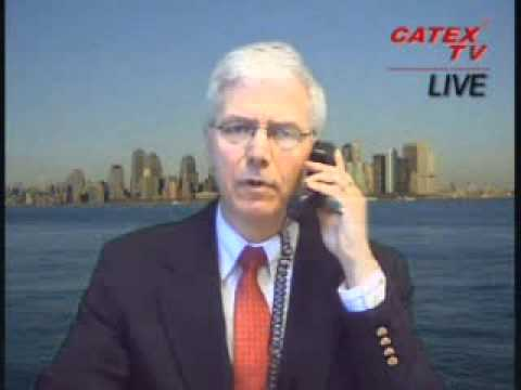 CATEX News Interview w/ Richard Banks, Editor, Insurance Day