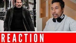 POLAR Netflix Official Trailer REACTION