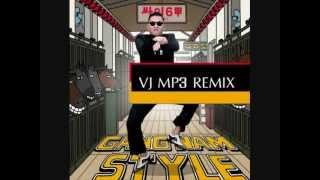 Psy - Gangnam Style (VJ MP3 2013 Remix)