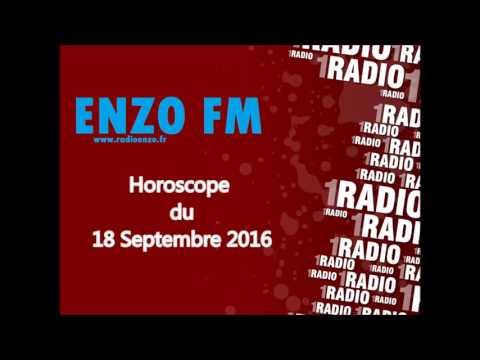 horoscope du 18 septembre 2016  radio enzo voyance