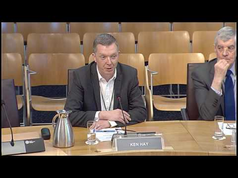 Culture, Tourism, Europe and External Relations Committee - Scottish Parliament: 30th March 2017