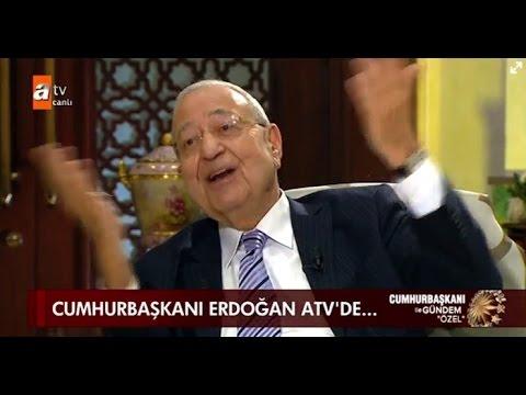 Mehmet Barlas'tan Erdoğan'a: Bal gibi tatlı bir adamsınız