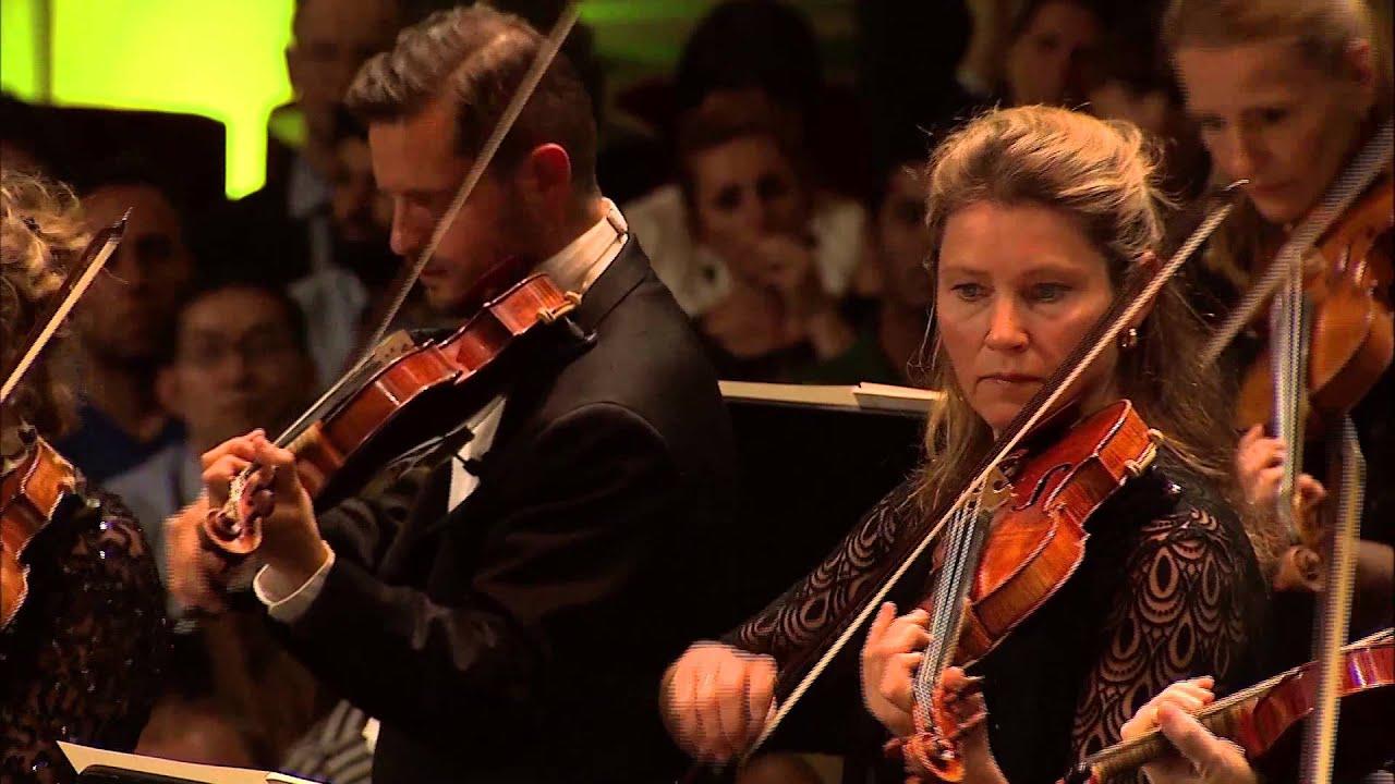 Piazzolla: Primavera  Porteña at the Concertgebouw (live recording)