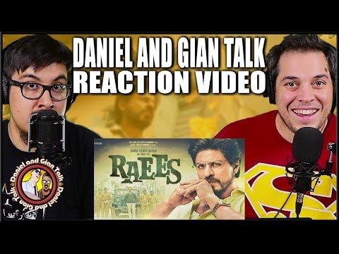 Raees Trailer Reaction   Shah Rukh Khan I Mahira Khan   Rahul Dholakia   Review   Discussion   2017