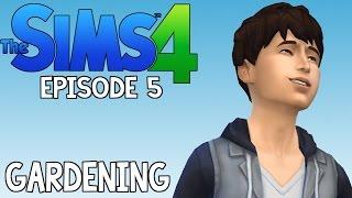 The Sims 4 | Gardening | Episode 5