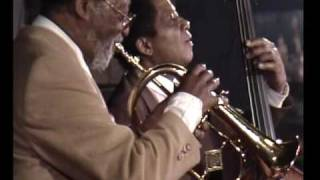 Clark Terry Quartet - Just Squeeze Me (Live at Copenhagen)