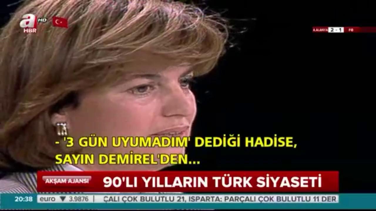 90 lı yıllarda Türkiye'de siyaset