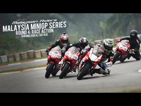 Malaysia MiniGP Series 2015 Round 4 -- Race