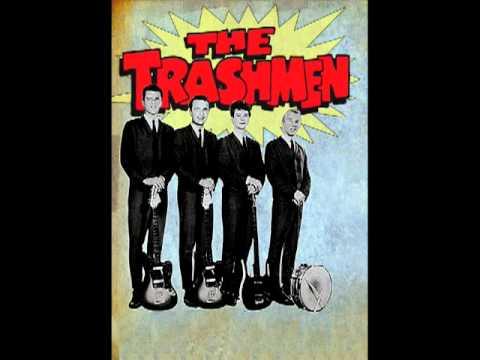 The Trashmen - Bird diddley beat