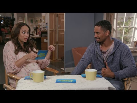 Damon Wayans Jr. And Amber Stevens West Used To Think 30 Was Old