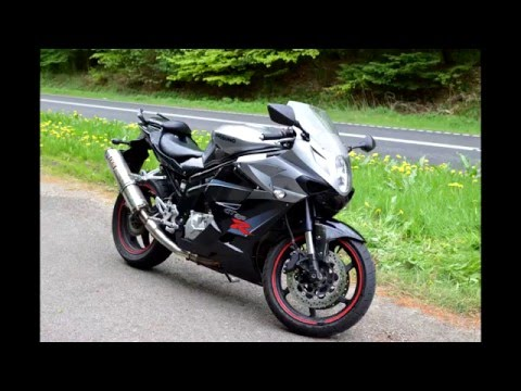 how to make my hyosung gt650r faster