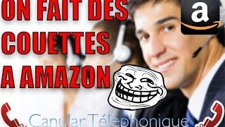 ON VEUT FAIRE DES COUETTES AU SERVICE CLIENT - Canular Téléphonique EP2