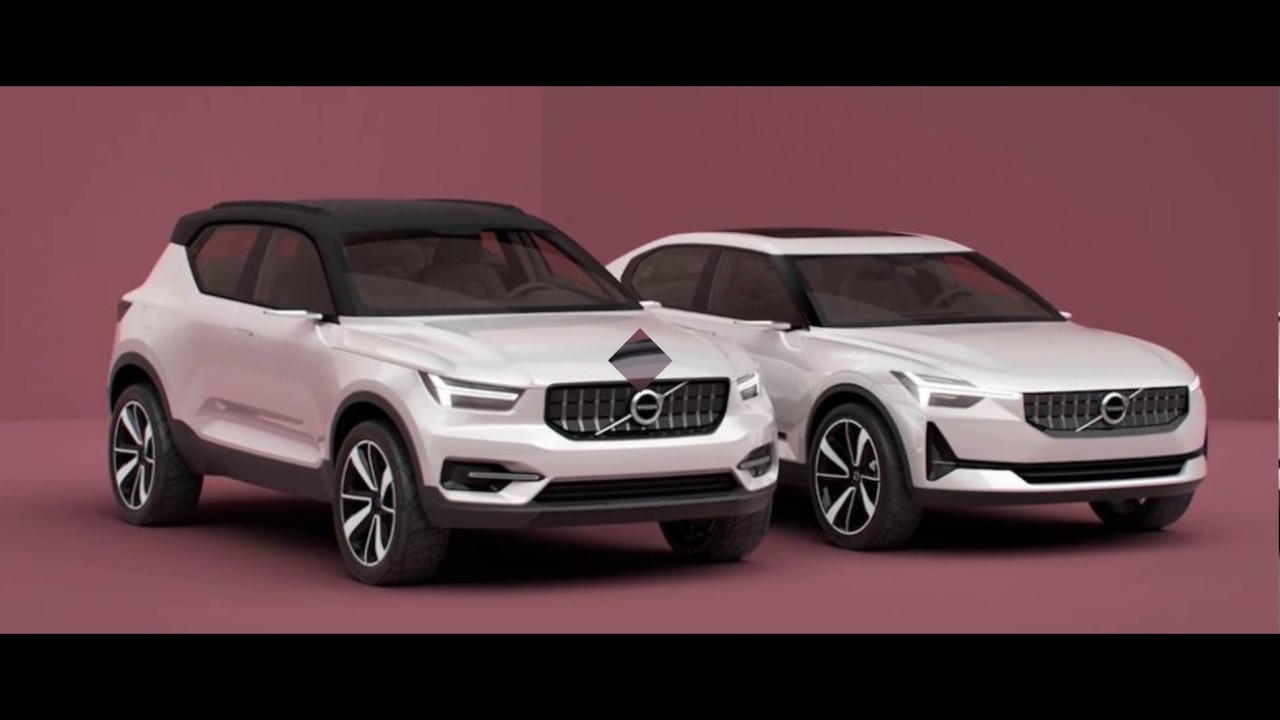 all new 2018 volvo xc40 concept suv youtube. Black Bedroom Furniture Sets. Home Design Ideas