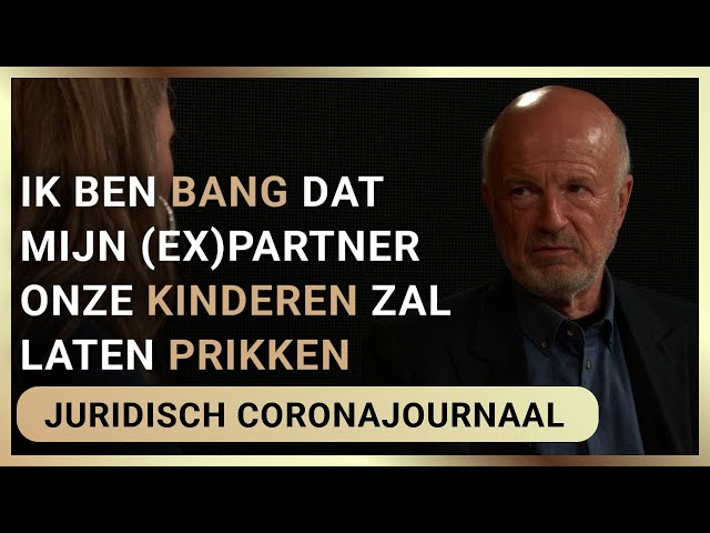 Ik ben bang dat mijn (ex)partner onze kinderen zal laten prikken - Isa Kriens en Frank Stadermann