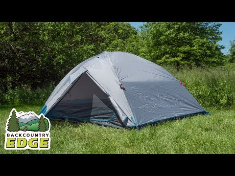 Kelty Night Owl 3P 3-Season Backpacking and Camping Tent
