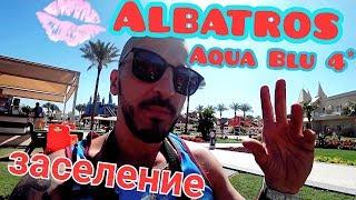 Египет приехал в отель Albatros Aqua Blu Resort 4 на автобусе из Хургады в Шарм Эль Шейх