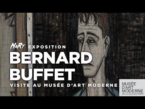 A la table d'un artiste torturé : Exposition Bernard Buffet au Musée d'Art Moderne