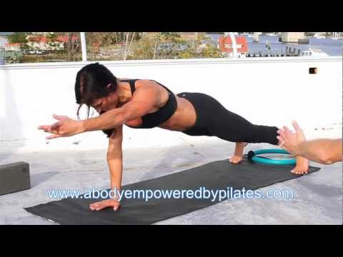A Body Empowered By Pilates DVD trailer