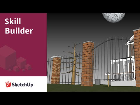 Iron Fence - Skill Builder