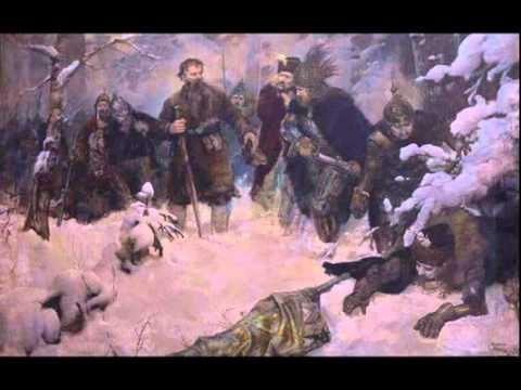 Опера Жизнь за Царя Михаила Глинки