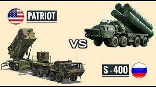 S-400 và Patriot PAC 3: Cuộc so tài lịch sử tại Saudi Arabia!
