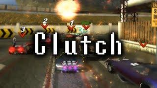 Clutch, a Zombie Car Combat Game