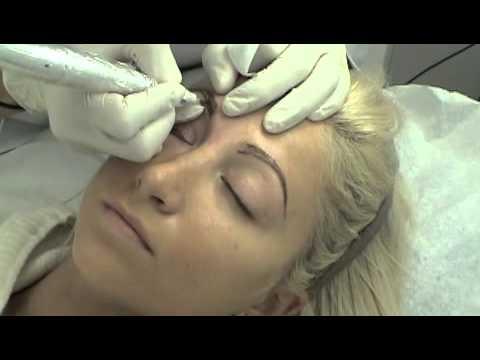 eyebrow microblading blonde hair. eyebrow microblading blonde hair