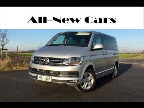 all new volkswagen t6 multivan comfortline generation six. Black Bedroom Furniture Sets. Home Design Ideas