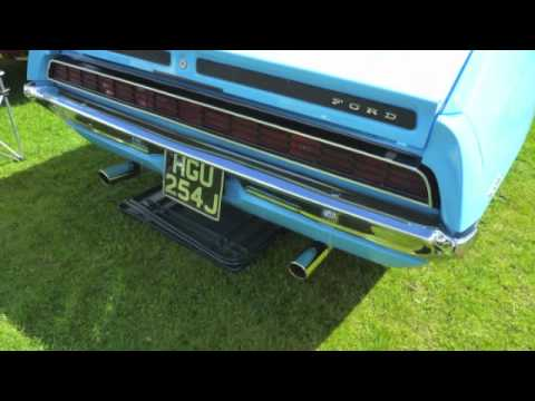Ford Classics 1971 Ford Torino GT Up Close YouTube