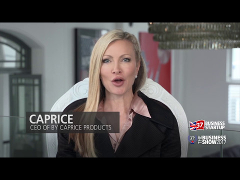 The Business Show ExCeL 2017 - Caprice