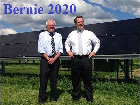 Bernie Sander's NEW Solar Energy Video! (3/20/17)