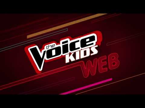 The Voice Kids Web: Tiago Leifert faz pingue-pongue com Victor & Leo