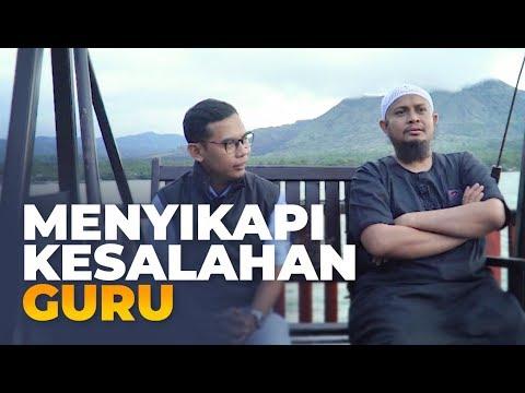 Video Singkat: Menyikapi Kesalahan Guru - Ustadz Harits Abu Naufal