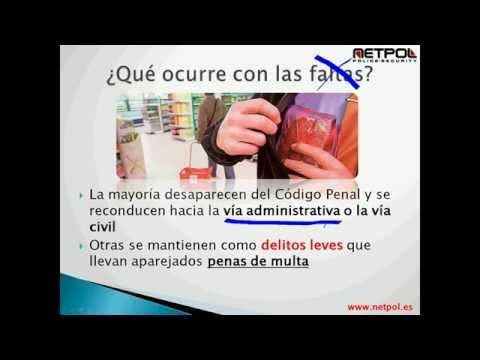 los-delitos-leves-en-la-reforma-del-código-penal-2015