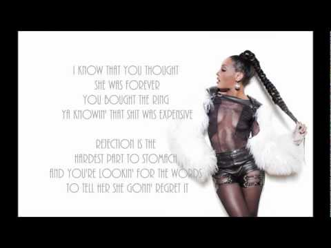 (HQ) Dawn Richard - Dictionary (Snippet) (With Anthony. Q) + Lyrics