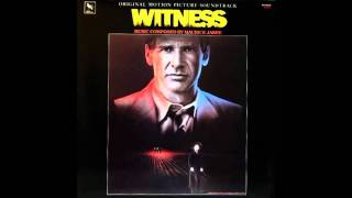 [1985] Witness - Maurice Jarre - 08 - The Amish Are Coming
