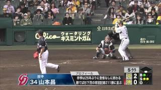 山本昌 vs 城島健司