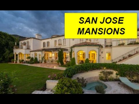 Million dollar listings homes and mansion for sale in San Jose California