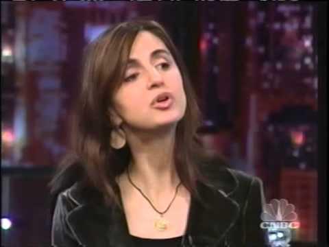 Roya Hakakian - TopicA Tina Brown 01