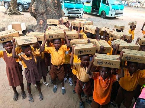 Gift Box Report Ghana 2017