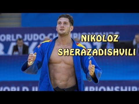 Nikoloz Sherazadishvili Compilation - The Spanish Legend - 柔道