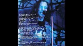 Pearl Jam - 1993 -1994 New Songs (audio)